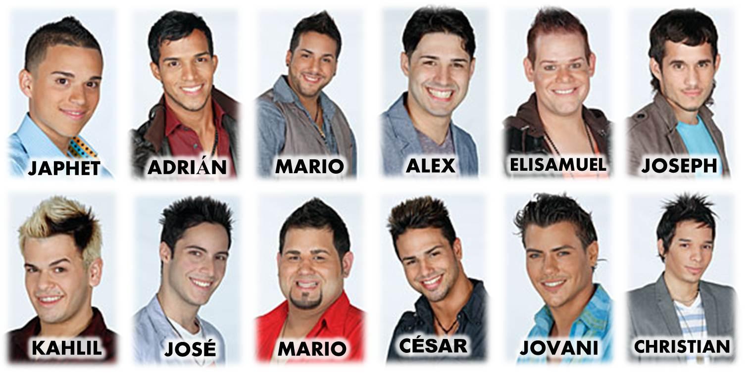 Talento Grande En Idol Puerto Ricorepresentación Masculina Brilló